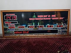 DISPLAY JADWAL SHOLAT DIGITAL